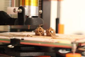 3D tisk jídla