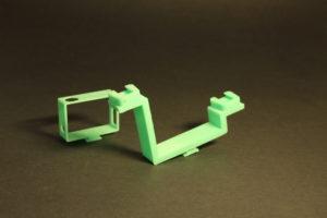 3D tisk na zakázku originální držák blesku na foták